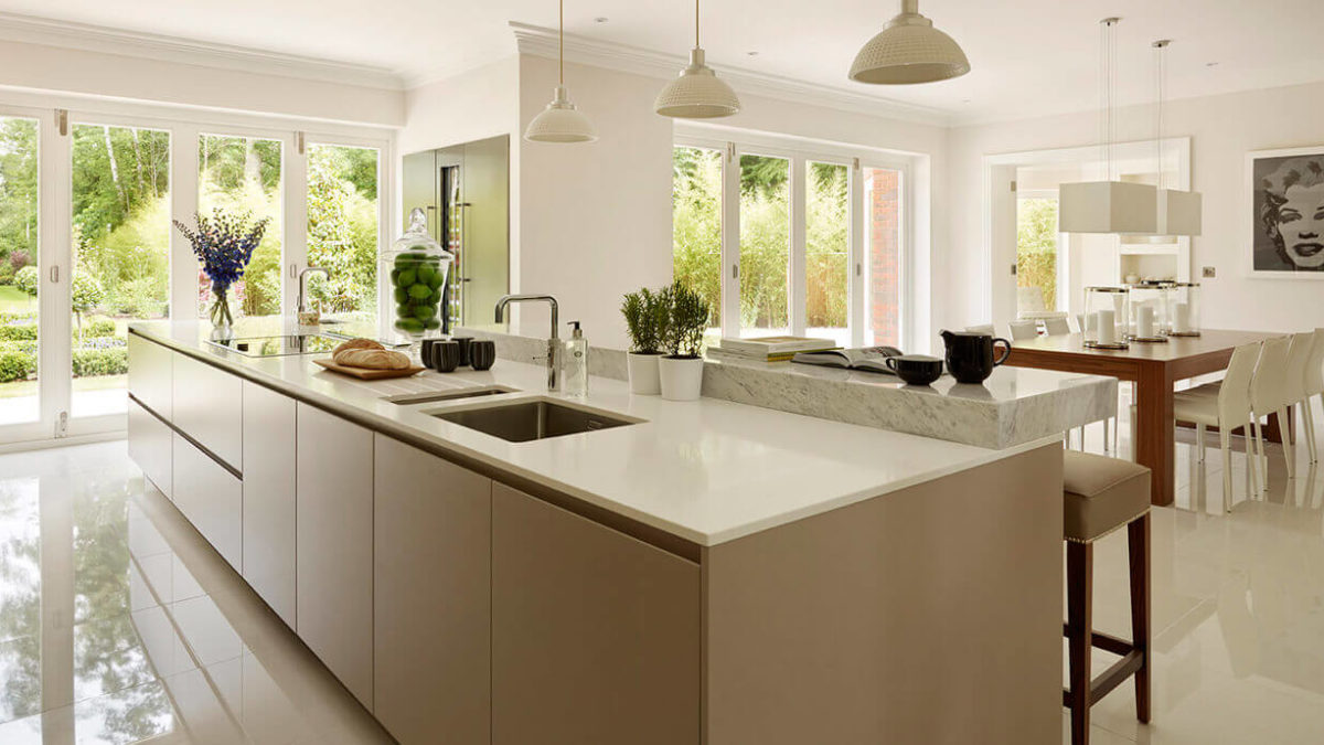 kitchen remodeling in Maywood