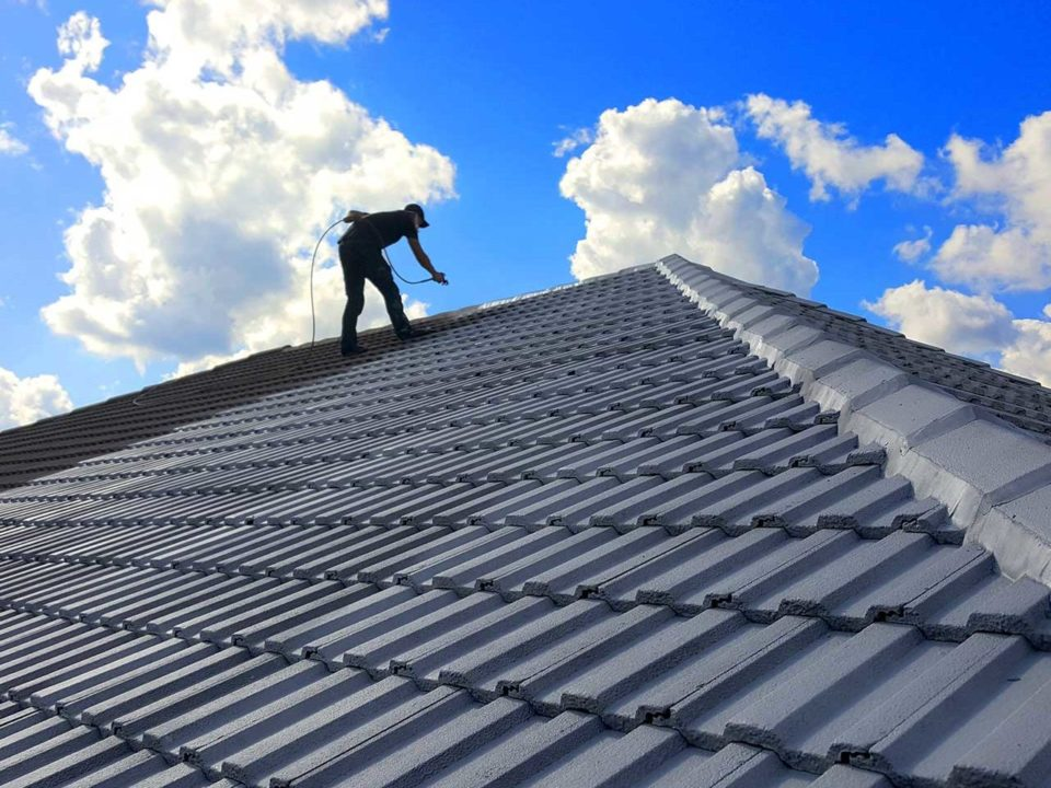 Roofing in Paramount